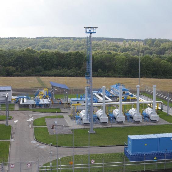 Проект газораспределительной станции для ПАО «Газпром»