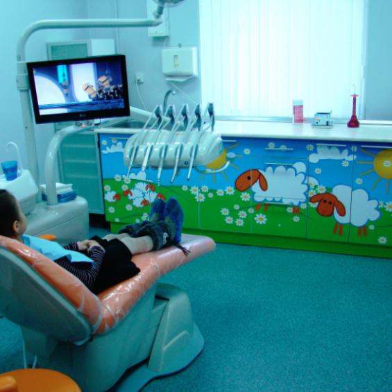 Организация детского стоматологического центра