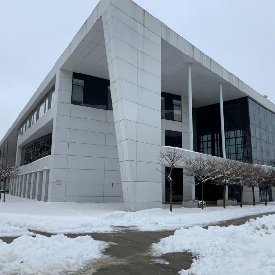 Обследование административного здания площадью 15 000 кв.м