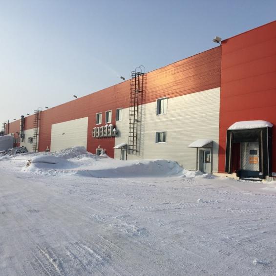 Нежилое торгово-офисное здание, общей площадью 7200 кв.м.