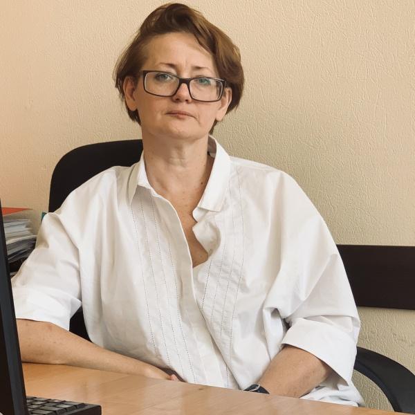 Елена Горбань